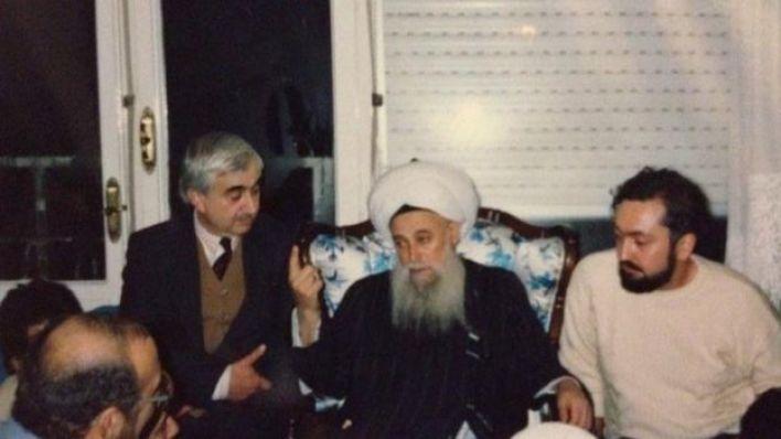 Mehmet Şevket Eygi, Şeyh Nazım Kıbrısi  ve Adnan Oktar
