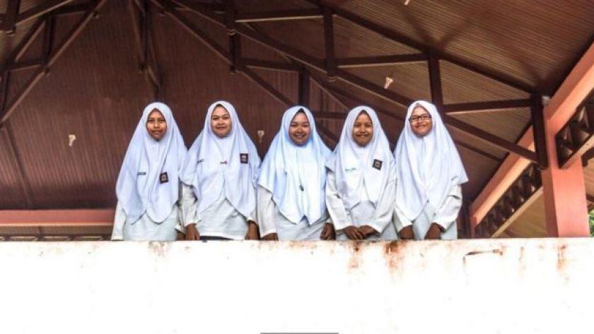 Batı Sumatra'nın anaerkil Müslüman kadınları