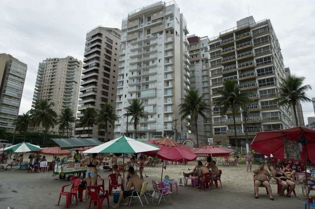 Triplex no Guaruja