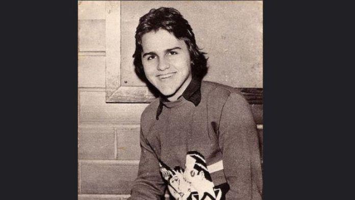 Foto de Geddel aos 16 anos