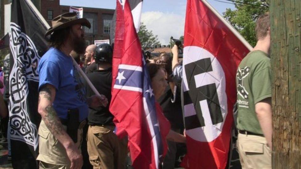 Protesto de grupos supremacistas brancos em Charlottesville (2017)