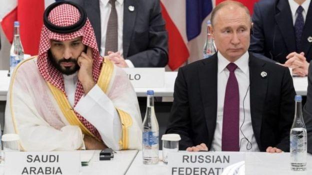 A Arábia Saudita e a Rússia parecem ter desistido de seguir cooperando para estabilizar o preço do petróleo