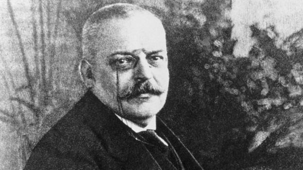 Resultado de imagen para Fotos de Alois Alzheimer