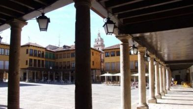 Plaza de Tordesillas