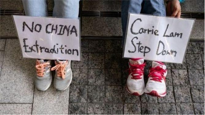 Các sửa đổi đề xuất đối với luật dẫn độ của Hong Kong đã gặp phải sự phản đối