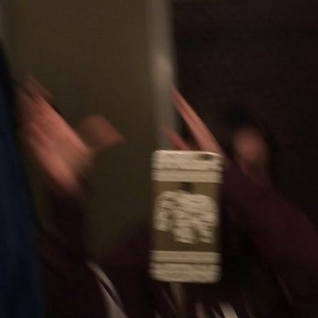 High Five selfie en Twitter