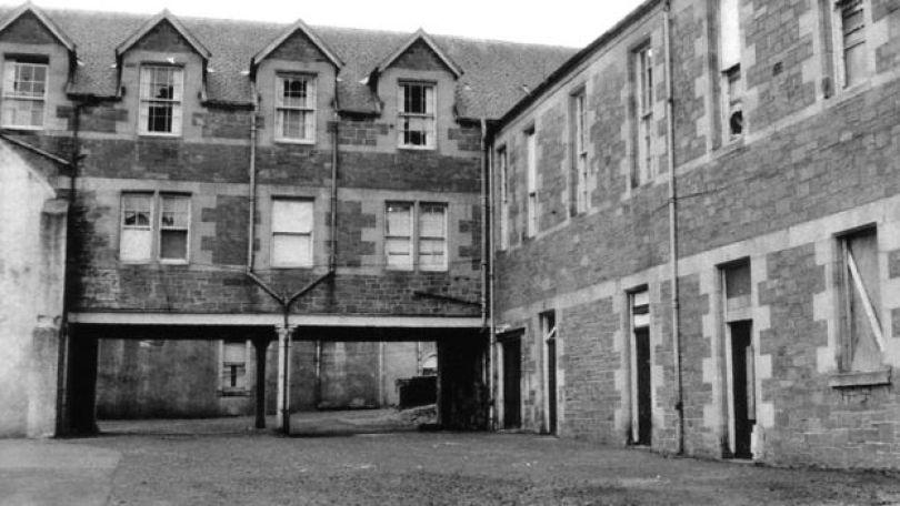 Edifício do Smyllum Park, na Escócia