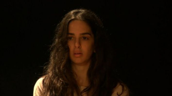 ممثلة