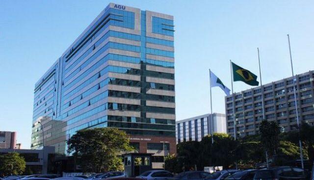 Sede da AGU em Brasília