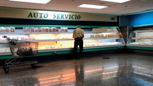 Supermercado.