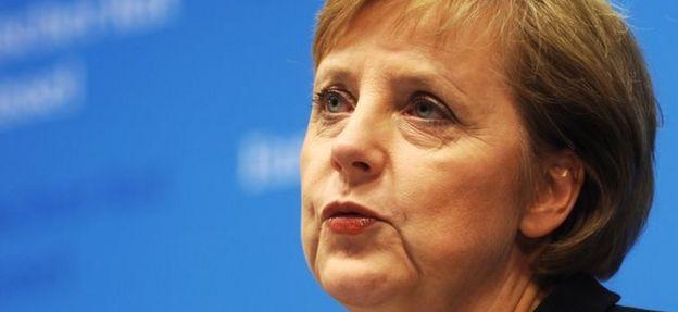 Angela Merkel. Photo: December 2005