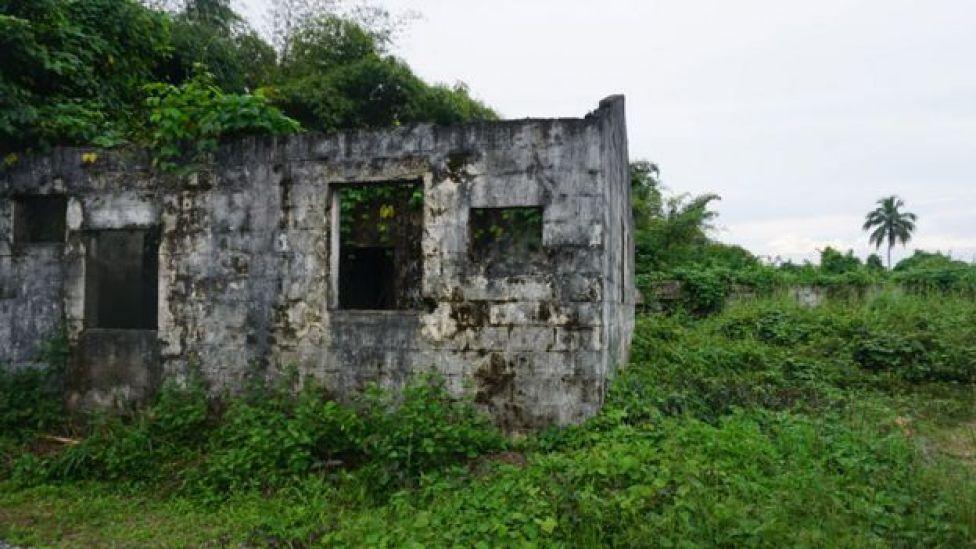 Charles Taylor's former base