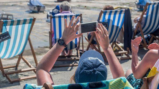 Summer in Cornwall