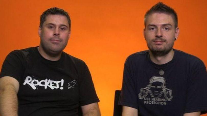 Thom e Steve