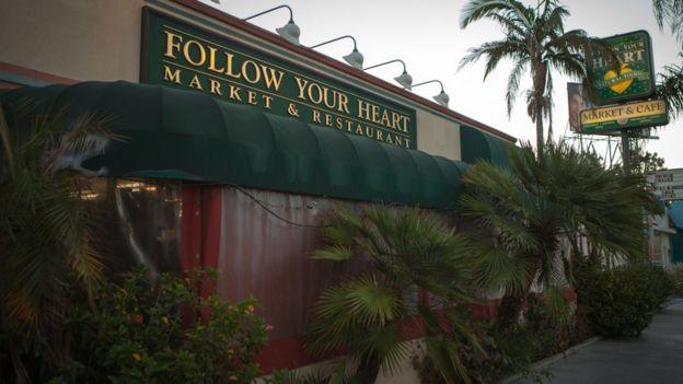 La tienda y café Sigue tu corazón, en Los Ángeles