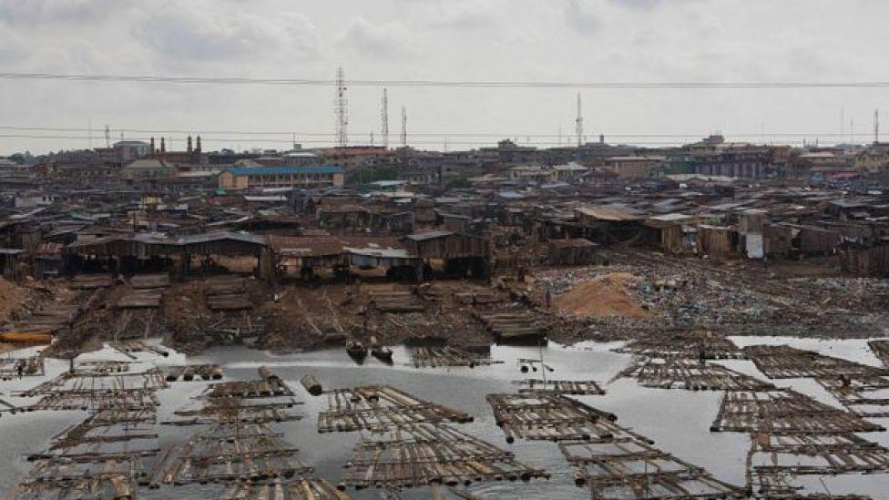 Lagos's skyline