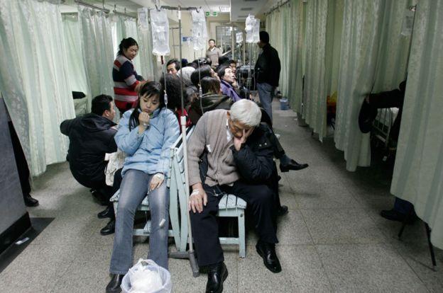 Hospital Chaoyang em Pequim