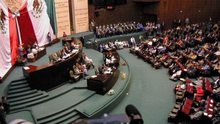 En 2001 la Comandancia del EZLN habló en la tribuna del Congreso.