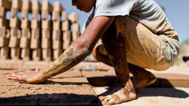 Trabajo infantil e n El Salvador