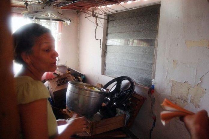 Ileana Padrón, Campo Alegría, Lagunillas, Venezuela. (Foto: Humberto Matheus)