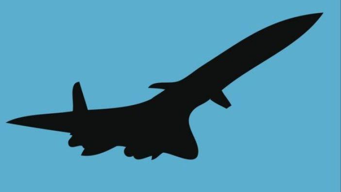 Silueta del Concorde