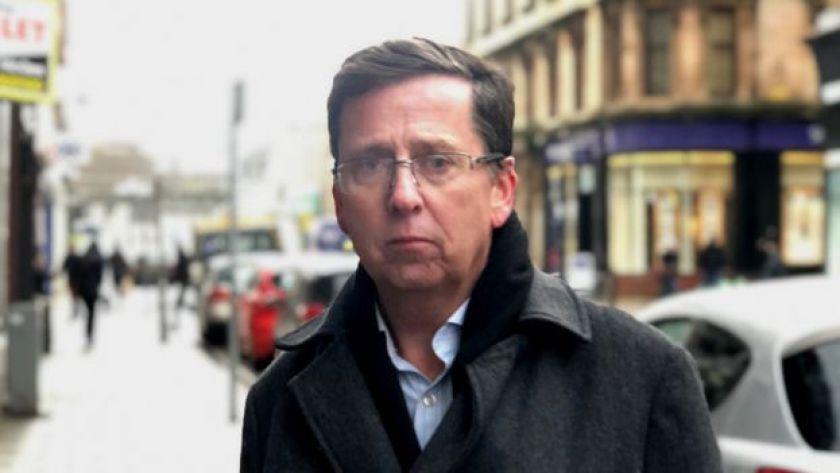 Councillor Jim Clocherty