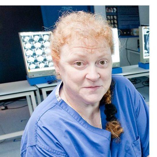 Professor Sue Black oo ka tirsan jaamacadda Dundee