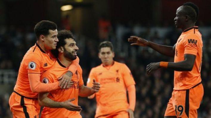 الرائعون الأربعة في هجوم ليفربول
