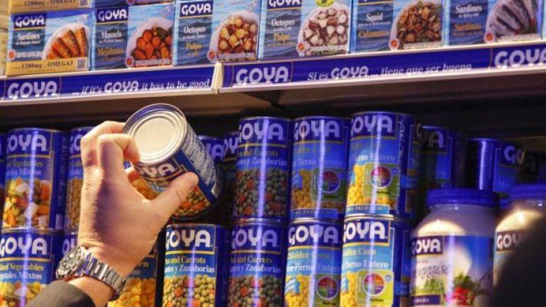 Productos Goya