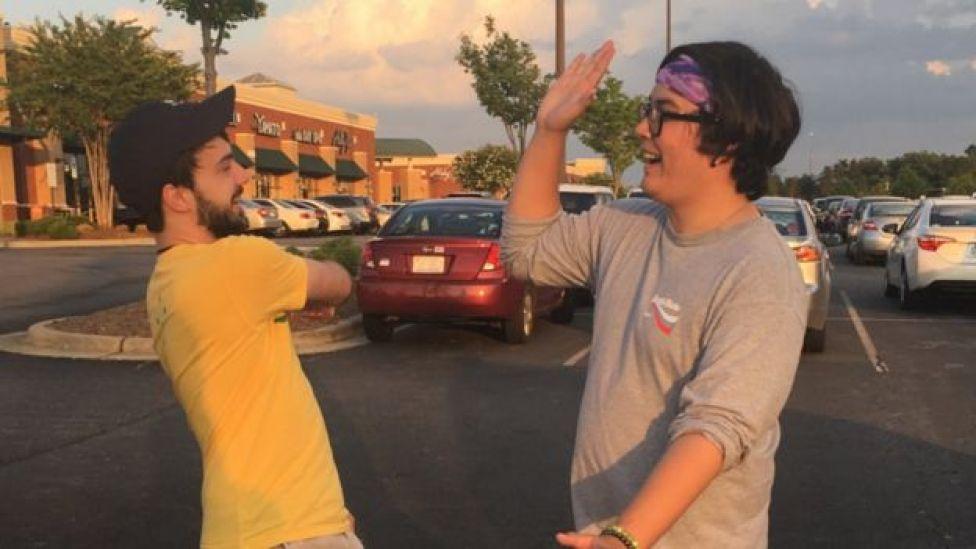 Dillon y Michael