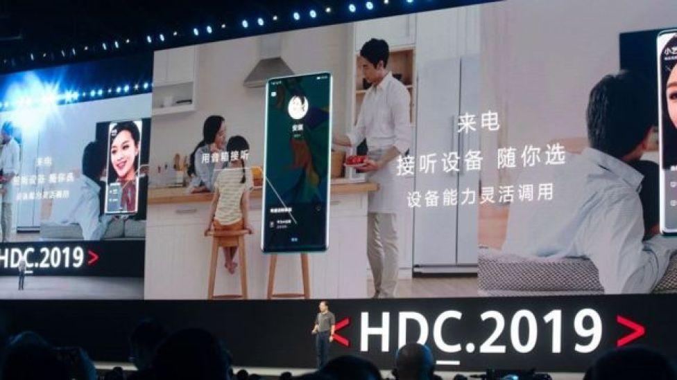 Huawei launch
