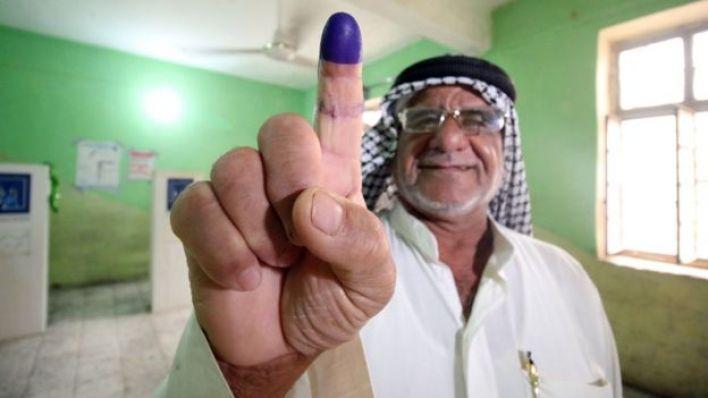 ناخب عراقي
