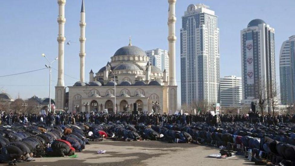 Grozny, Chechênia
