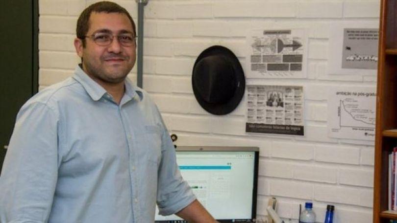 Natan Monsores, coordenador do Observatório de Doenças Raras da Universidade de Brasília (UnB)