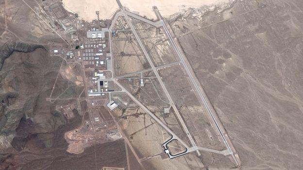 Resultado de imagen de Área 51