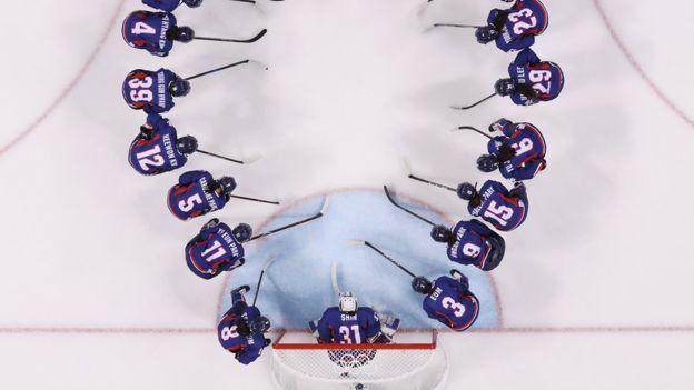 महिला आइस हॉकी टीम