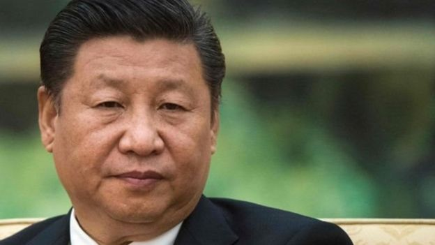 Xi Jinping has said this is the time for strong partnership