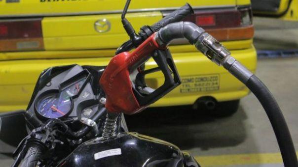 Carga de combustible
