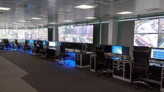 Glasgow operation centre
