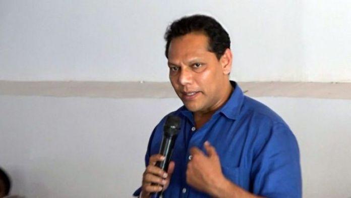 ஸ்ரீலங்கா சுதந்திர கட்சியின் பொதுச் செயலாளர் தயாசிறி ஜயசேகர