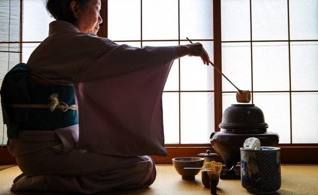 Tea function
