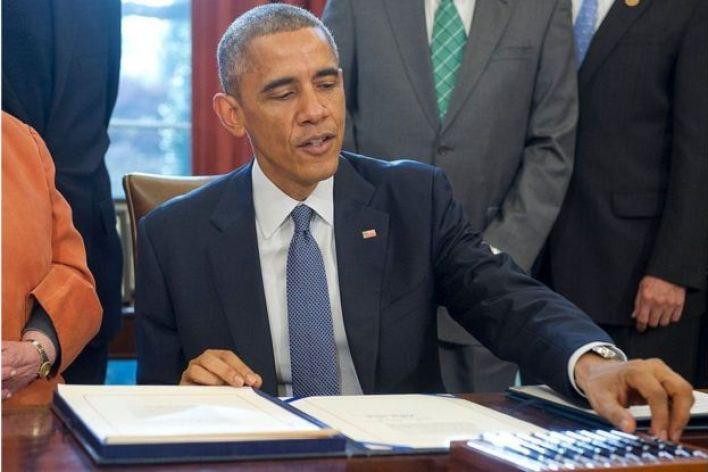 الرئيس أوباما فرض رسوما على إطارات السيارات الصينية في 2009
