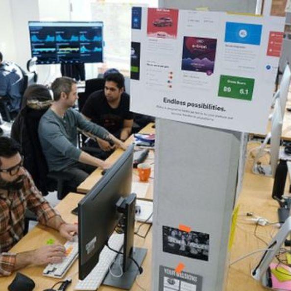 Equipo de desarrolladores