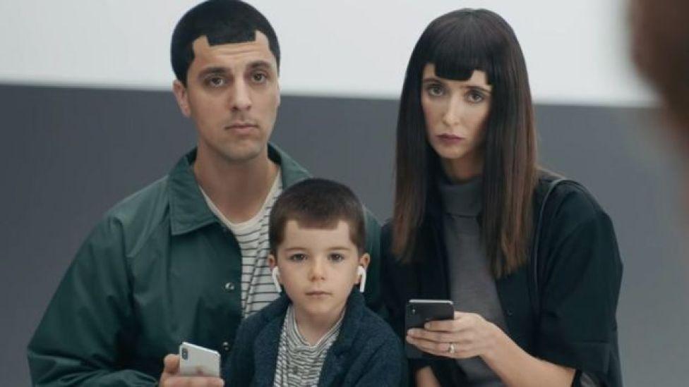 Samsung advert