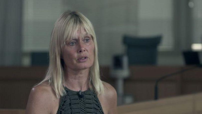 Policial Ulrika Rogland em entrevista à BBC sobre índices de estupro na Suécia