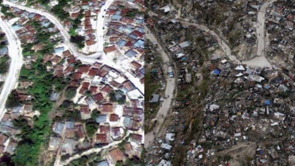 Jeremie en Haití