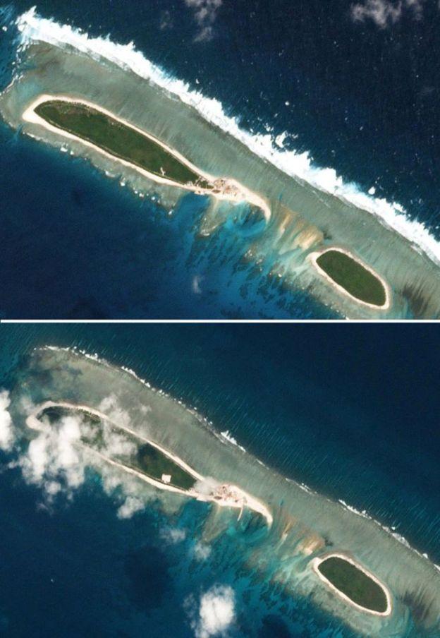 Đảo Bắc, thuộc Hoàng Sa