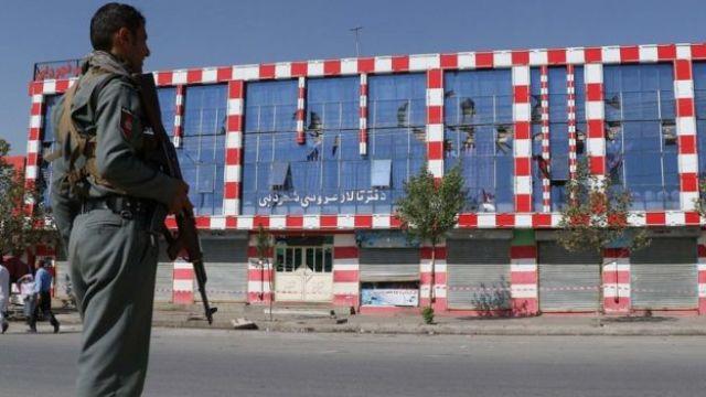 Askari ka tirsan ciidanka amaanka ee dowladda Afghanistan