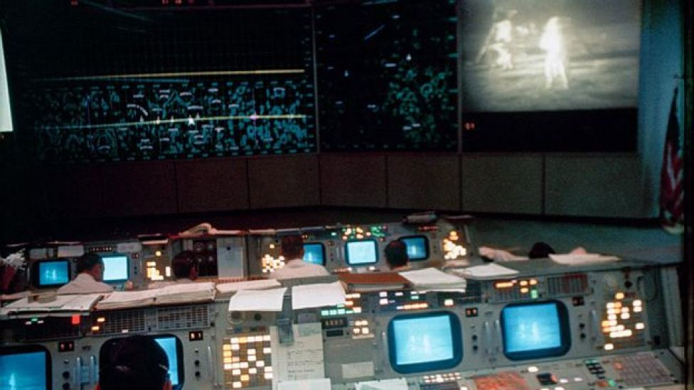 Centro de naves espaciales tripuladas