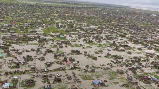 Ciclone que atingiu sul da África pode ter matado mais de 1 mil em Moçambique 4